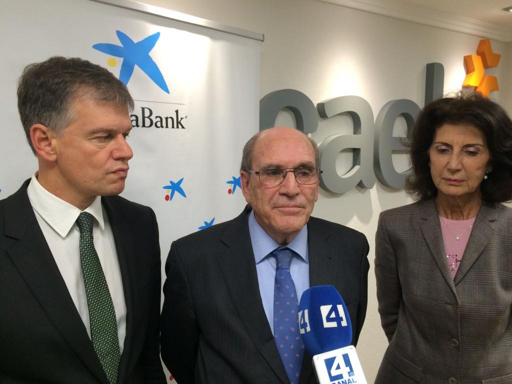 2015-10-22 CAEB CaixaBank profesor Sandalio Gomez
