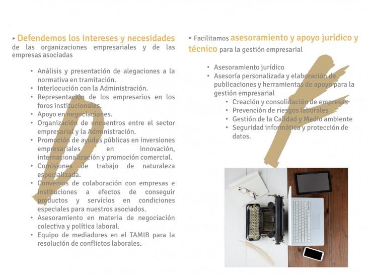 PRESENTACIÓN CORPORATIVA Y CARTA SERVICIOS CAEB22