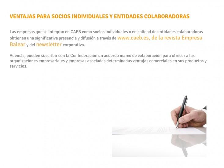 PRESENTACIÓN CORPORATIVA Y CARTA SERVICIOS CAEB29