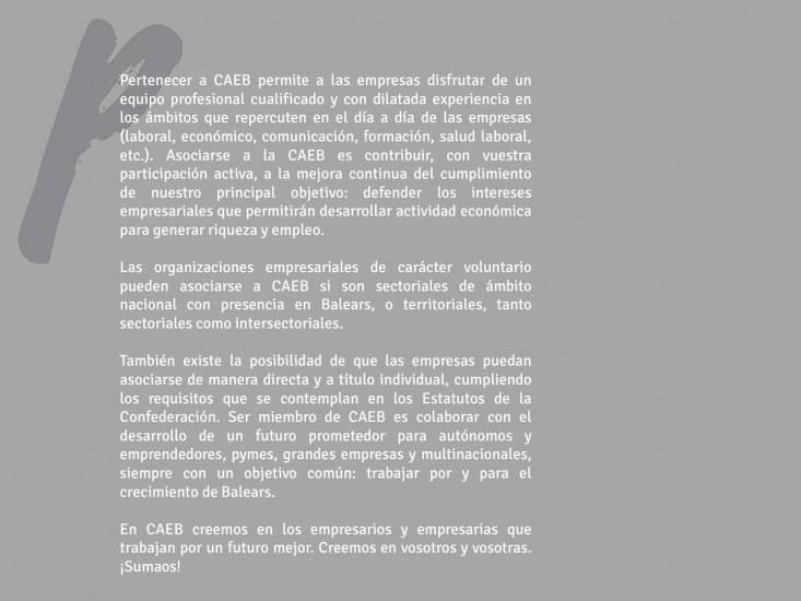 PRESENTACIÓN CORPORATIVA Y CARTA SERVICIOS CAEB31