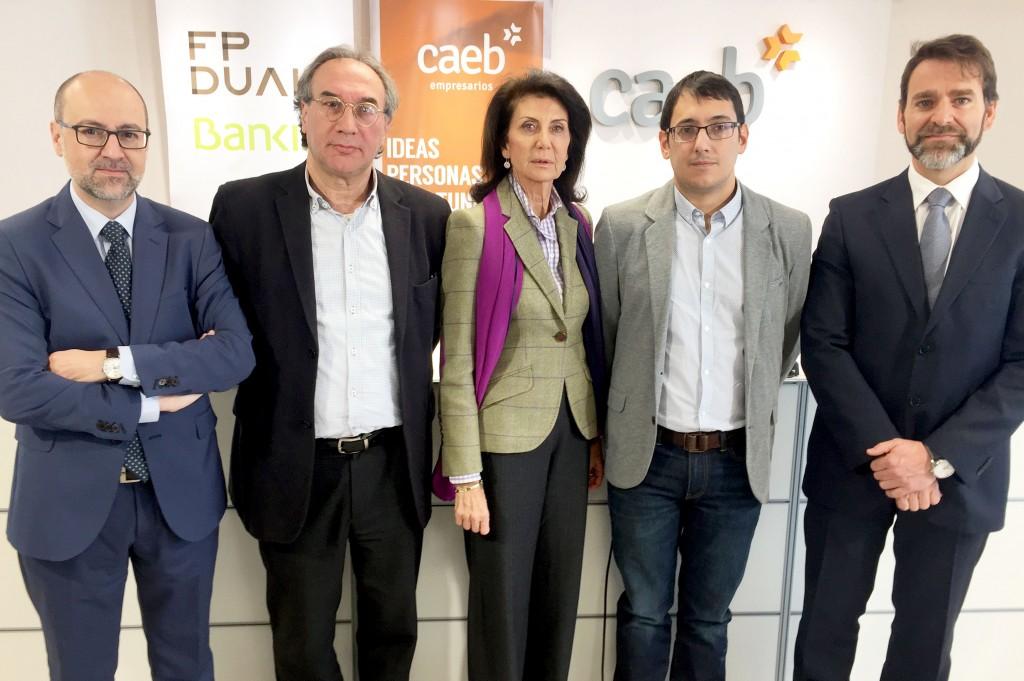 2017-01-26 CAEB NdP Formación Dual Bankia