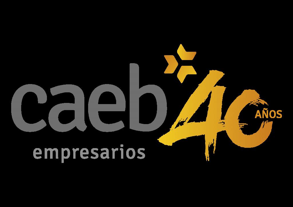 Logo_CAEB empresarios 40 años