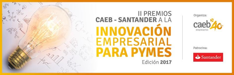 2017-02-06 CAEB NdP Premios Innovación Santander