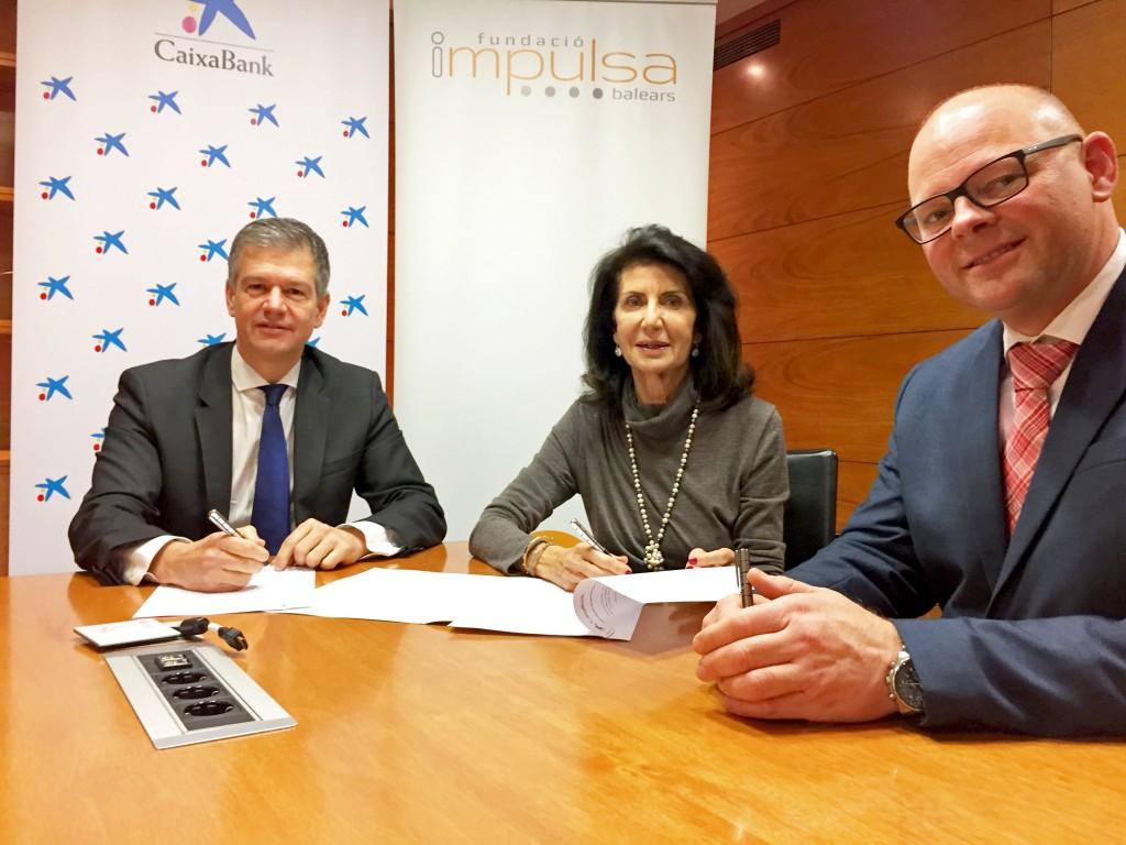 2017-02-13 NdP Fundació Impulsa Balears CaixaBank 01